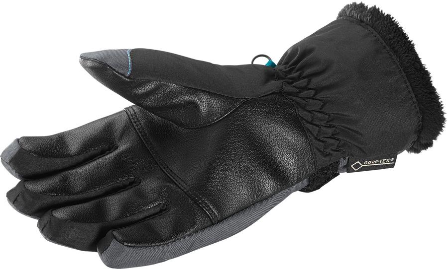 38a17c57e1b Salomon Force GTX   Women's Ski Gloves   GORE TEX Ski Gloves